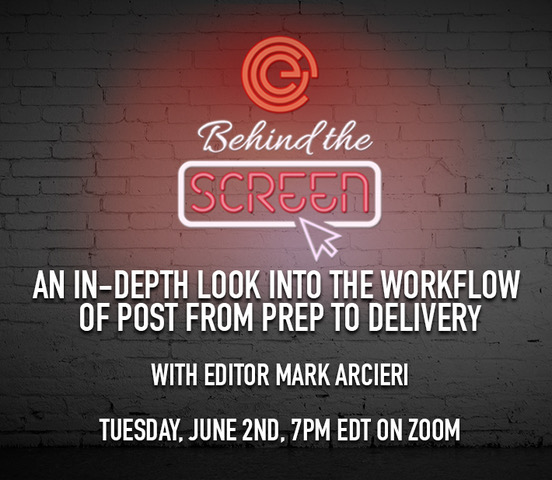 Behind the Screen: Workflow from Prep to Delivery with Marc Arcieri
