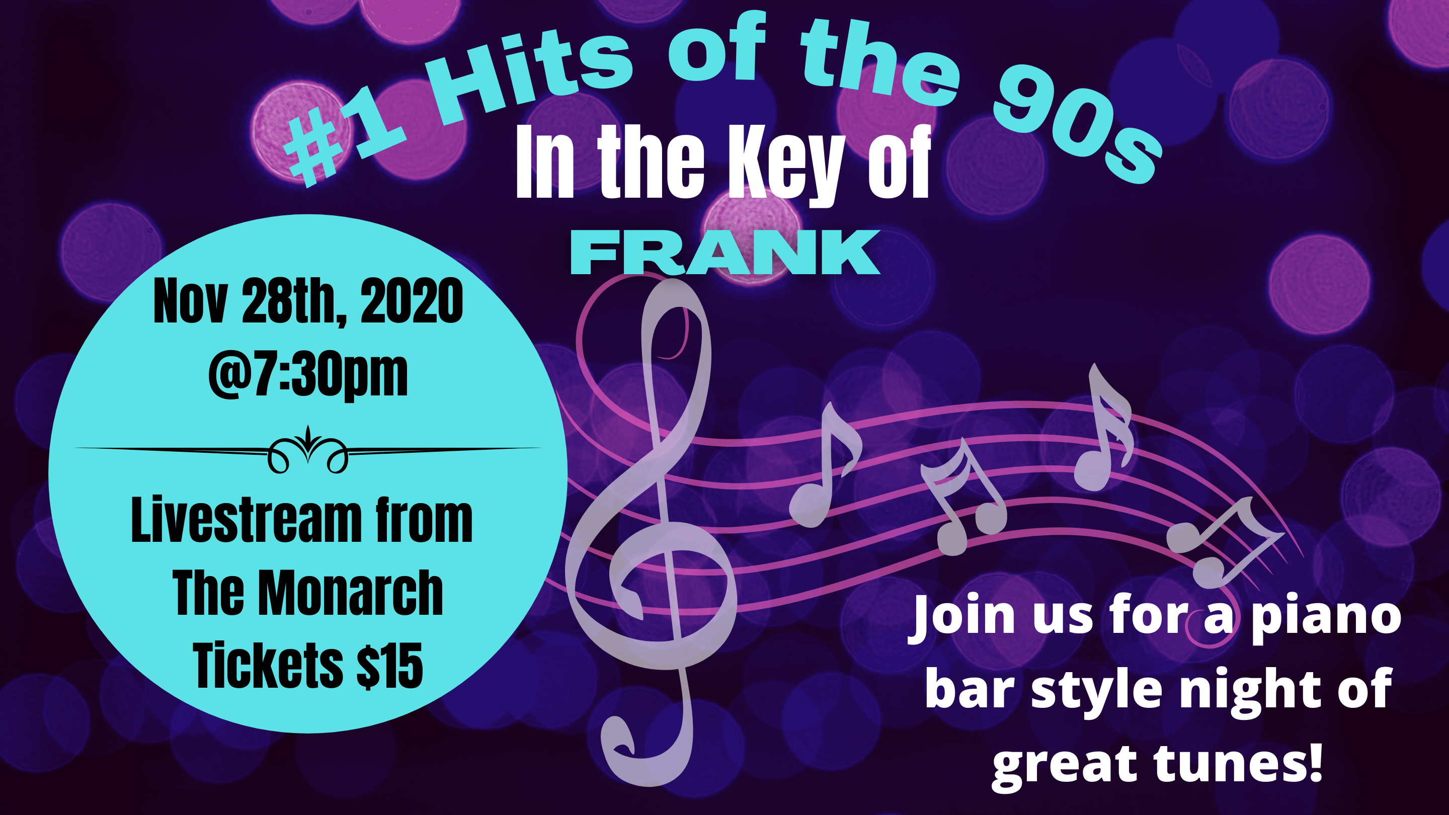 #1 Hits of the 90s: In the Key of Frank