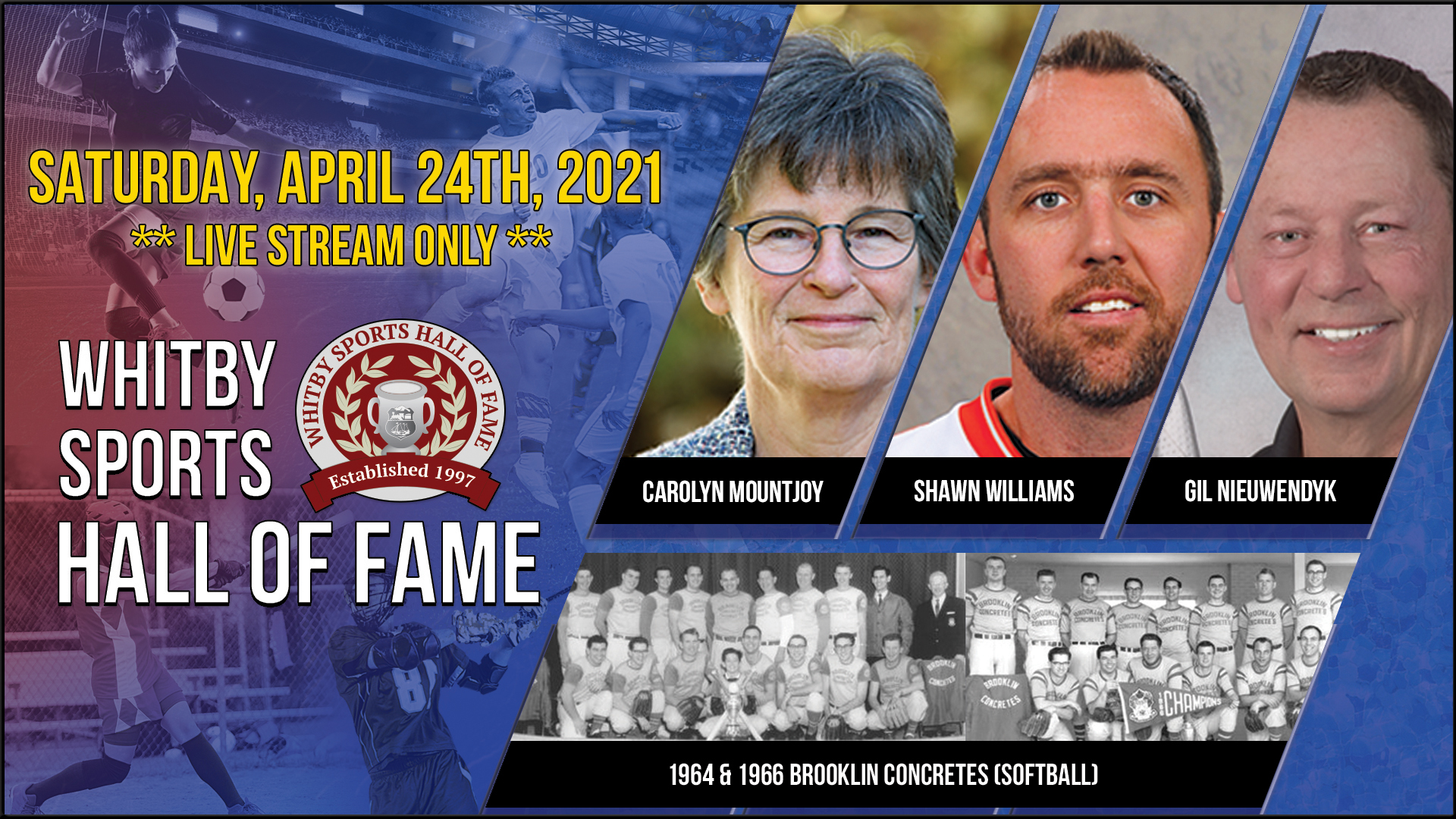 Whitby Sports Hall of Fame